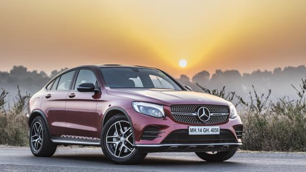 Mercedes-AMG GLC 43 Coupe Review - CarTrade