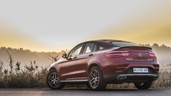 Mercedes-AMG GLC 43 Coupe Review