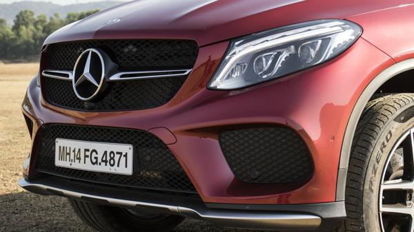 Mercedes GLE 450 AMG Coupe 71