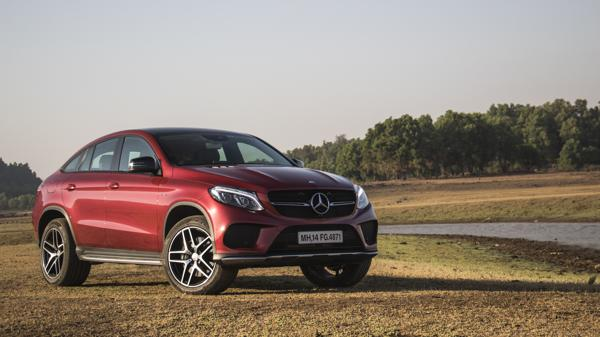 Mercedes-Benz GLE Coupe 450 AMG First Drive Review - CarTrade