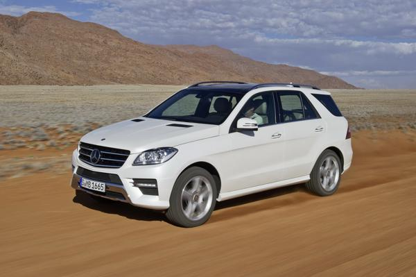 Mercedes-Benz India ends last quarter of FY 2012-13 on a high note.