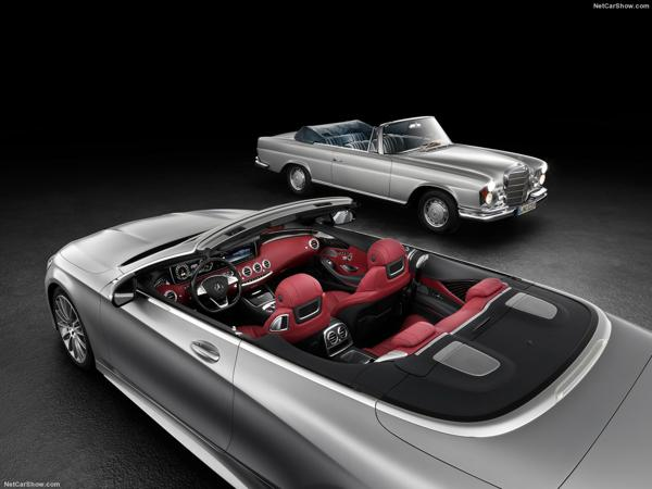 Mercedes-Benz S500 Cabriolet Preview 2
