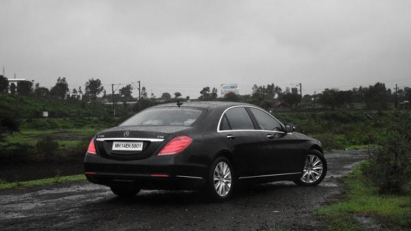 Mercedes Benz S Class Images 1