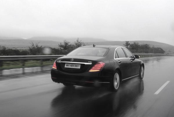 Mercedes Benz S Class Images 16