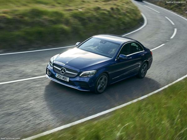 2019 Mercedes CClass petrol launched in India