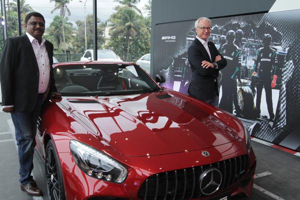 Mercedes-AMG performances centres inaugurated in Kochi and Chennai