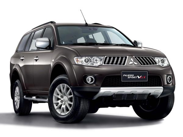 Off roading event of Mitsubishi Pajero Sport flags off in Hyderabad