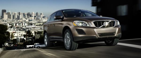 New Volvo XC60 to compete with Audi Q5