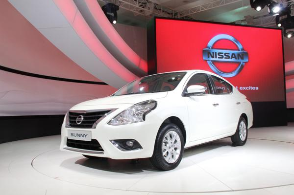Nissan eyes further bump in demand with Sunny facelift launch