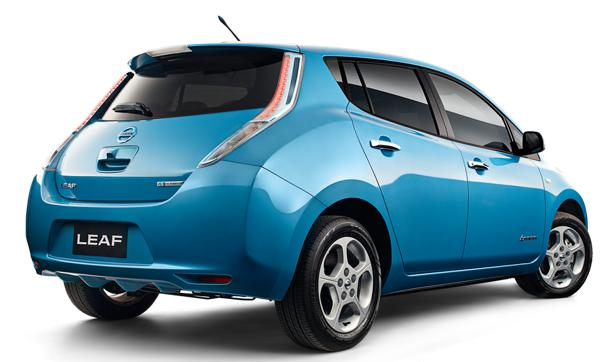 Nissan Leaf - european cousin of reva