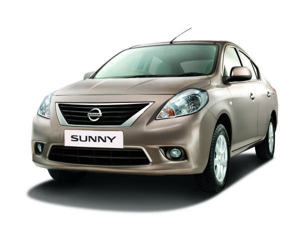 9) Nissan Sunny
