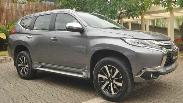 Pajero Sport to be produced at new plant in Indonesia