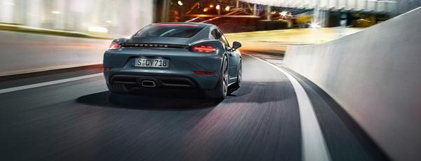 Porsche imports the 718 Cayman to India for homologation