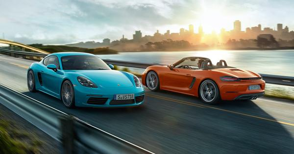 What to expect Porsche 718 Cayman and Boxster