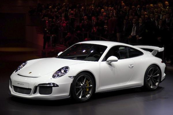 The highlights of 2013 Geneva Motor  Show