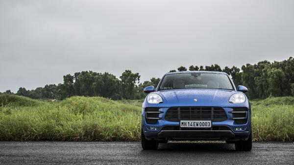 Porsche Macan Turbo review CT - CarTrade