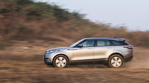 Range Rover Velar P250 SE First Drive Review