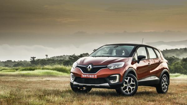 Renault Captur Expert Review - CarTrade
