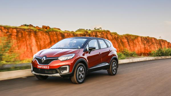 Renault Captur Expert Reviews