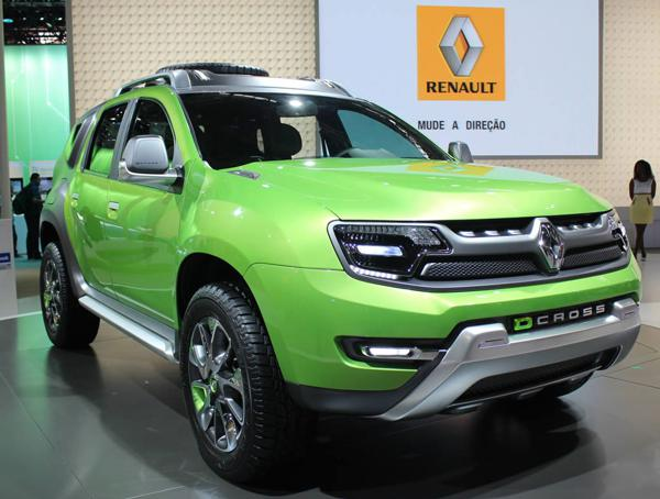 Renault Duster facelift to be unveiled at Frankfurt Auto Show
