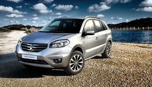 Renault Koleos Vs Ssangyong Rexton