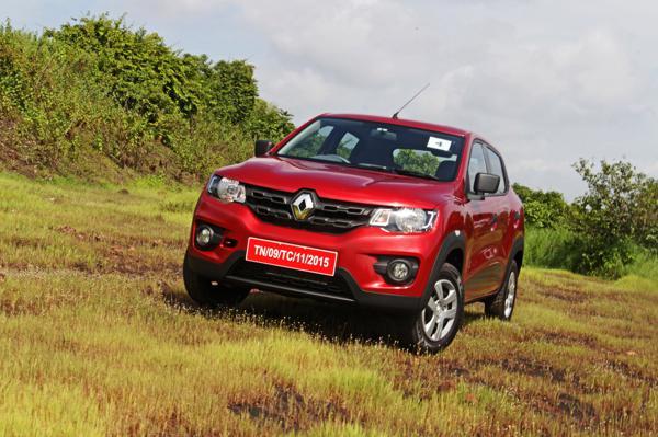 Renault Kwid Images 3