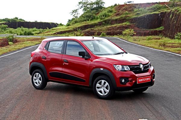 Renault Kwid Images 7