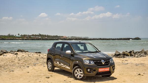 Renault Kwid 1.0-litre First Drive - CarTrade