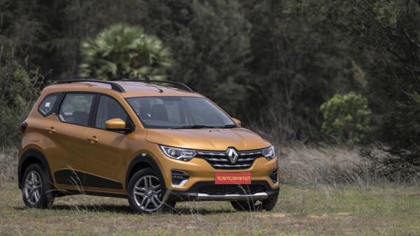Renault Triber First Look Review - CarTrade