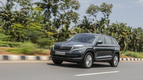 Skoda Kodiaq First Drive Review - CarTrade