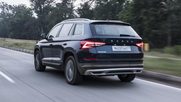 Skoda Kodiaq Scout First Drive Review