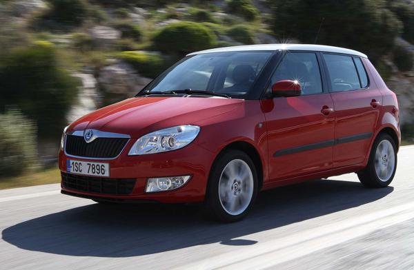 Skoda Fabia now offered with yearly maintenance package