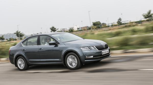 2017 Skoda Octavia First Drive Review
