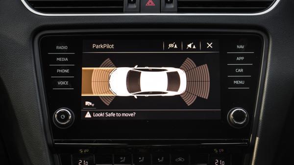 Skoda Octavia vRS First Drive Review