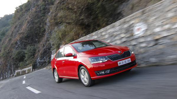 Skoda Rapid facelift diesel First Drive Review - CarTrade