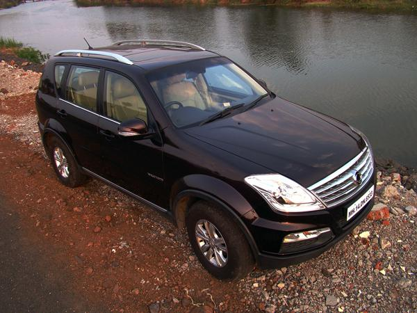 Ssangyong Rexton Pictures 38
