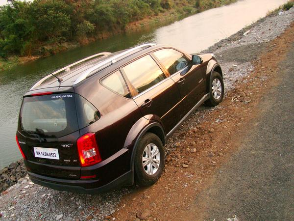 Ssangyong Rexton Pictures 44