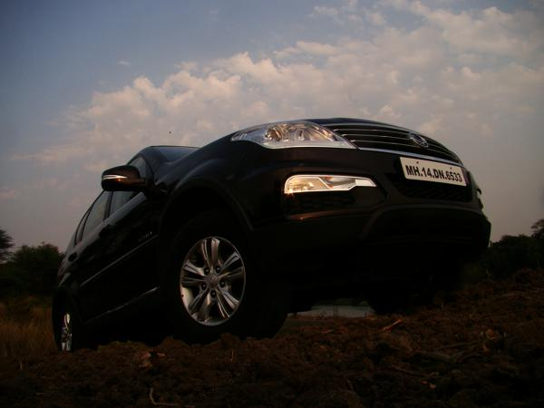 Ssangyong Rexton Pictures 55