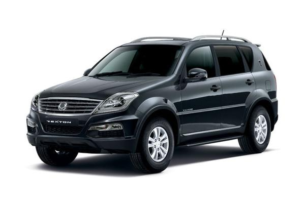 Renault Koleos Vs Ssangyong Rexton.