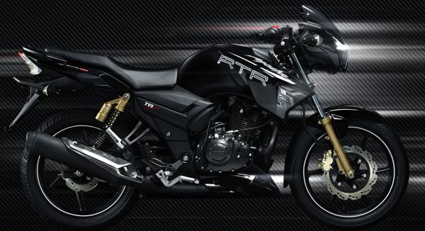TVS Motors to launch new RTR after selling million Apache bikes in India