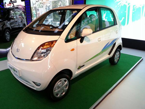 Tata nano cng rmax - a revolutionary hatchback