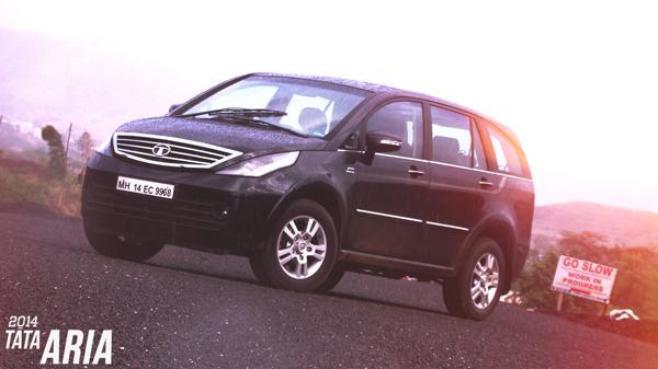 2014 Tata Aria Review - CarTrade