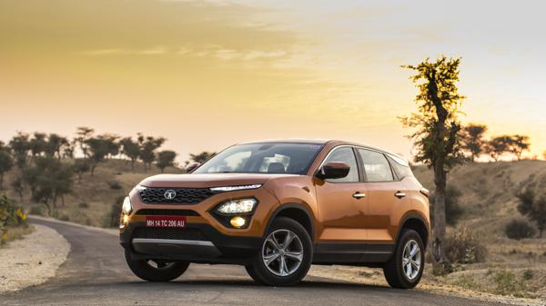 Tata Harrier First Drive Review - CarTrade