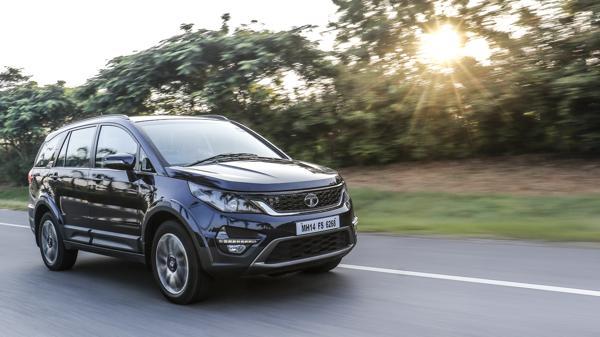 Tata Hexa Review  - CarTrade