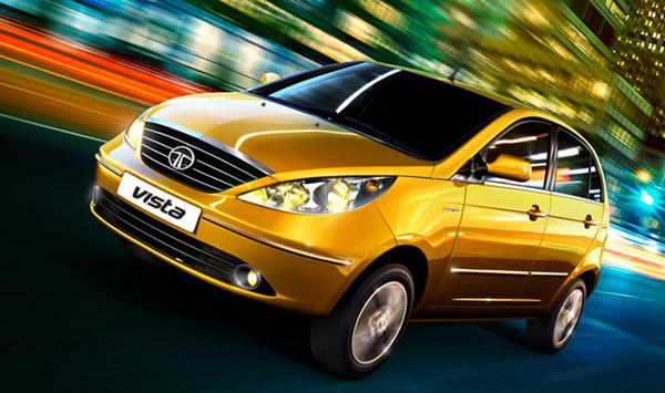 New Tata Vista likely to be launched by 2014