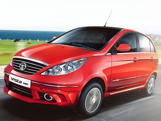 Tata Motors reduces the car prices by up to Rs. 50000.
