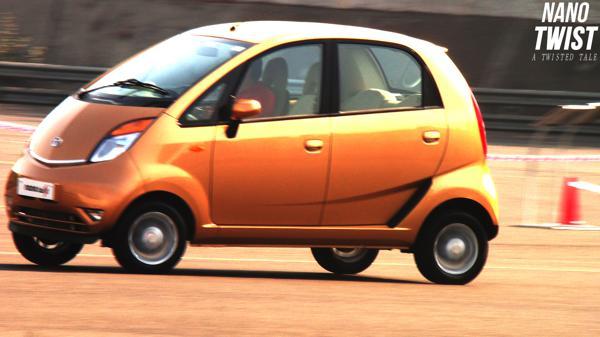Tata Nano Twist: A Twisted Tale - CarTrade
