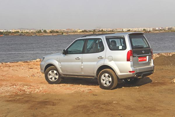 Tata Safari Storme Facelift Images 3