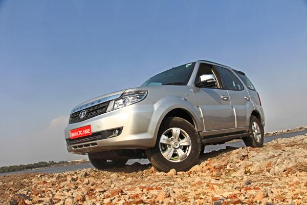 Tata Safari Storme Facelift Images 4