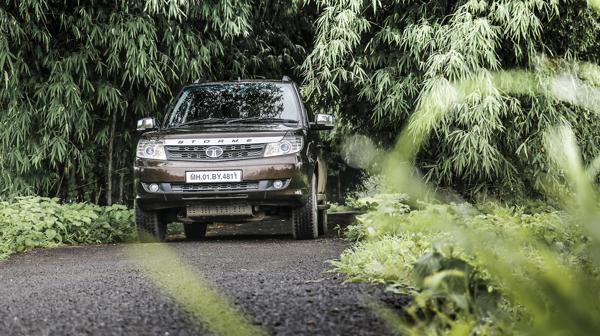 Tata Safari Storme Long Term  Report 1 - CarTrade